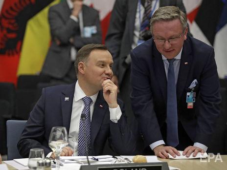 В Польше создают кризисный штаб в ожидании очередных исторических атак Путина