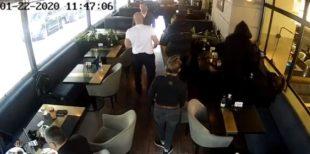 Нардеп Ілля Кива побився із ветераном АТО в одному з ресторанів Києва
