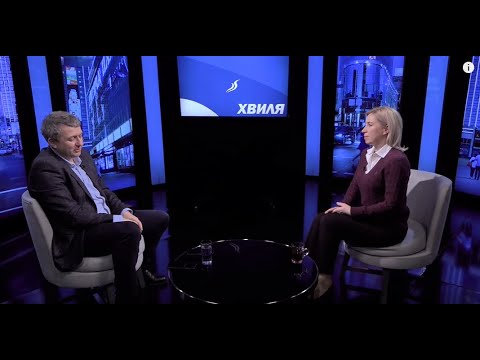 Про політичні скандали, відставки в уряді та вибори на Донбасі в інтерв'ю каналу Хвиля