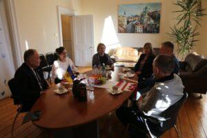 В Ирландии состоялась встреча с Временным Поверенным по делам Украины в Ирландии Еленой Шалопут