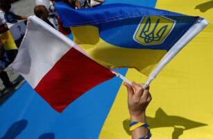 Ukraińcy uważają Polskę za najprzyjaźniejszy im kraj