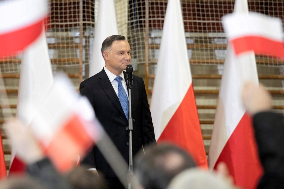 Анджей Дуда оголосив про свою участь у виборах президента Польщі