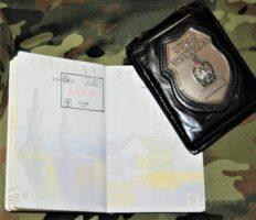 У Польщі зловили українця, котрий самостійно поставив собі печатки в паспорті