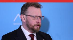 Міністр охорони здоров'я Польщі інформує про ситуацію з епідемією коронавірусу