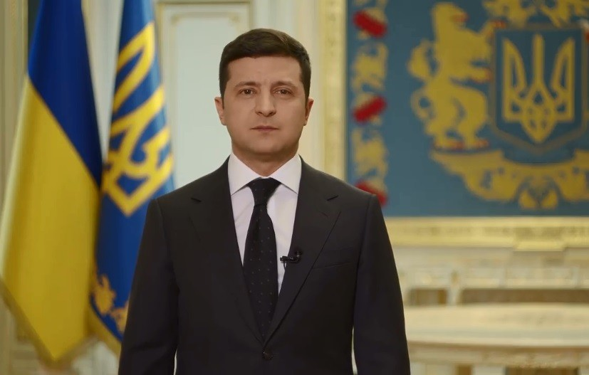 Provision of means of protection from coronavirus, social support and jobs: Volodymyr Zelenskyy's address to Ukrainians