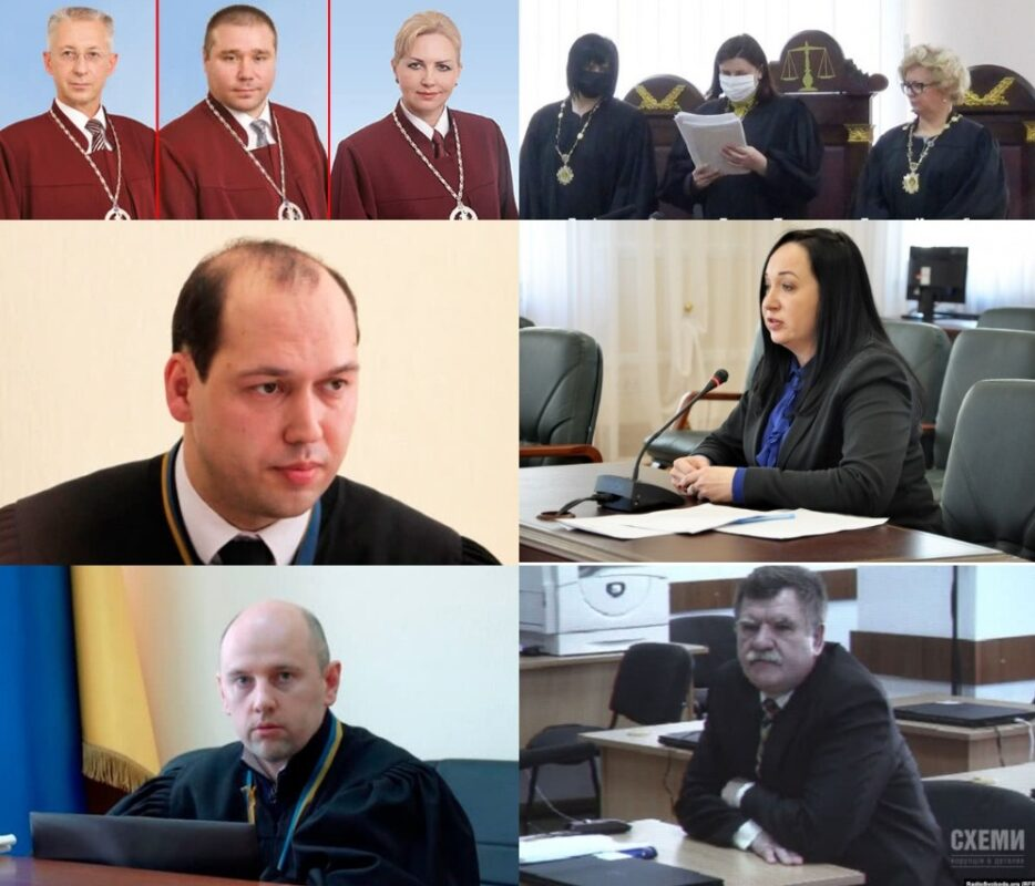 Судді - іроди, кого захищає українська феміда
