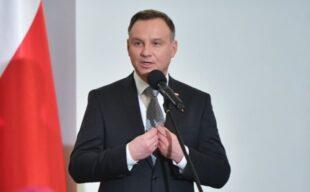Дуда теряет рейтинг на президентских выборах в Польше