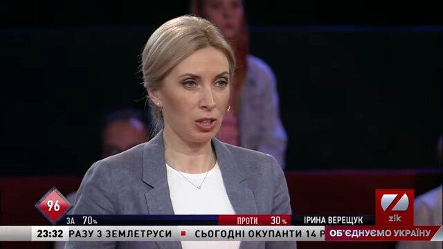 Бекстейдж з програми Наталі Влащенко: про День Перемоги, про Саакашвілі