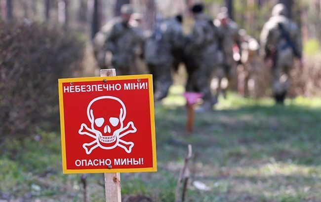 Russia in the Donbas uses anti-personnel mines prohibited by the Ottawa Treaty