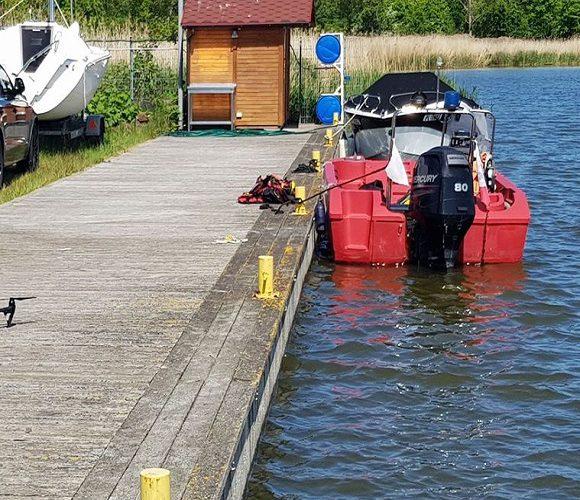 В Польщі безслідно зникли двоє українців, котрі попливли човном на закупи