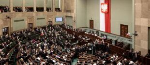 Сейм Польши отклонил вотум недоверия вице-премьеру за организацию выборов