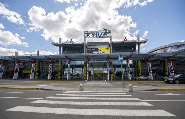 """Аеропорт """"Київ"""" записав відеозвернення: Якщо держава не втрутиться, ця криза стане для нас останньою"""