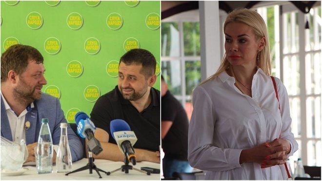«Баба робоча, як корабельна сосна»: Арахамія і Корнієнко вляпалися у скандал в Миколаєві