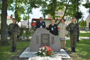 У Стердині вшанували пам'ять поляків, убитих за допомогу євреям