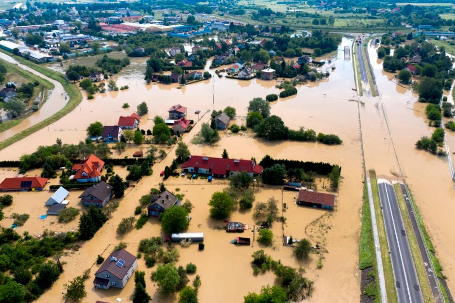 УГКЦ у Перемишлі закликала допомогти жертвам повеней в Україні та Польщі