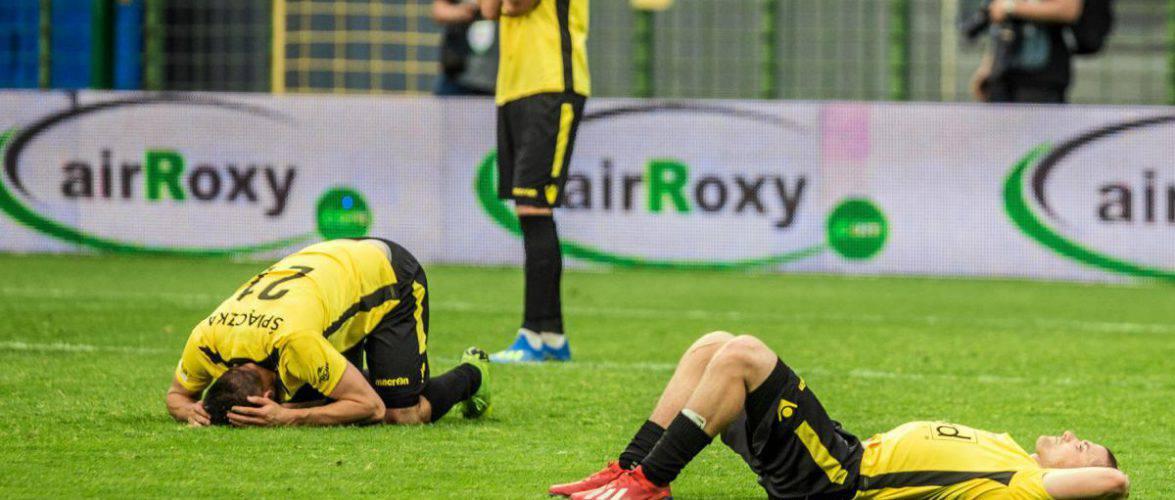 Самая невезучая команда в польском футболе последних лет