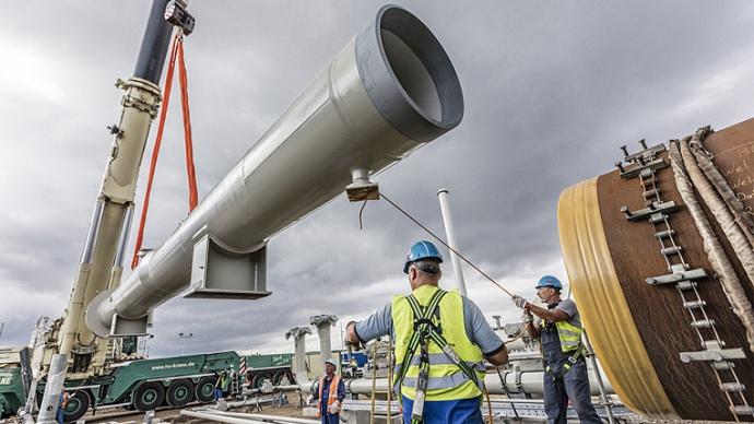 """Україна та Польща домовилися перешкоджати будівництву """"Північного потоку-2"""""""