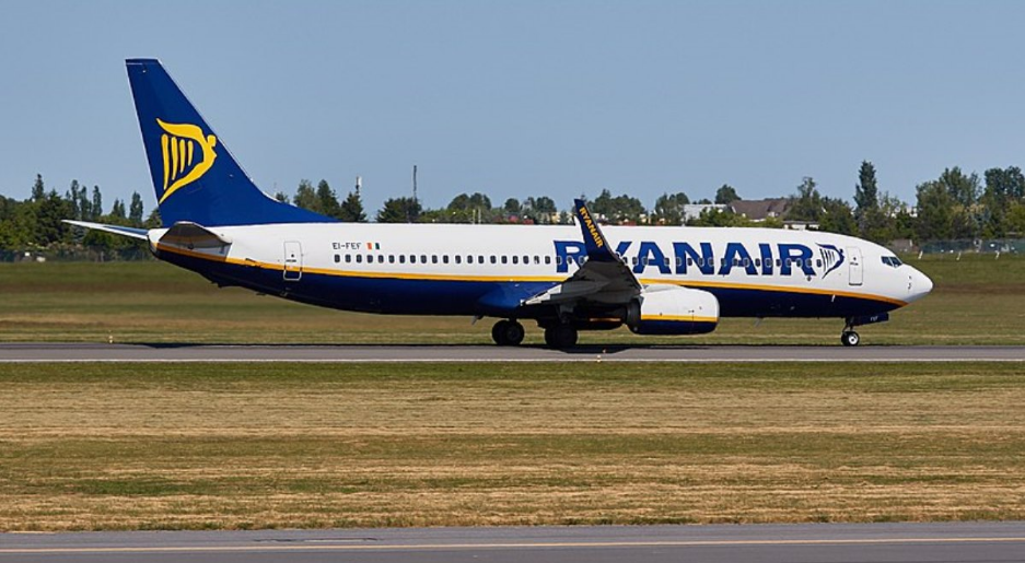Літак Ryanair з Кракова аварійно приземлився у Лондоні у супроводі винищувачів