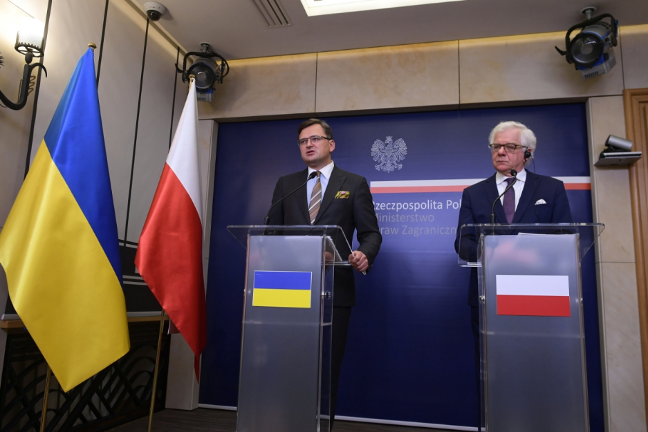 Яцек Чапутович: Історія не може перешкоджати співпраці Польщі та України