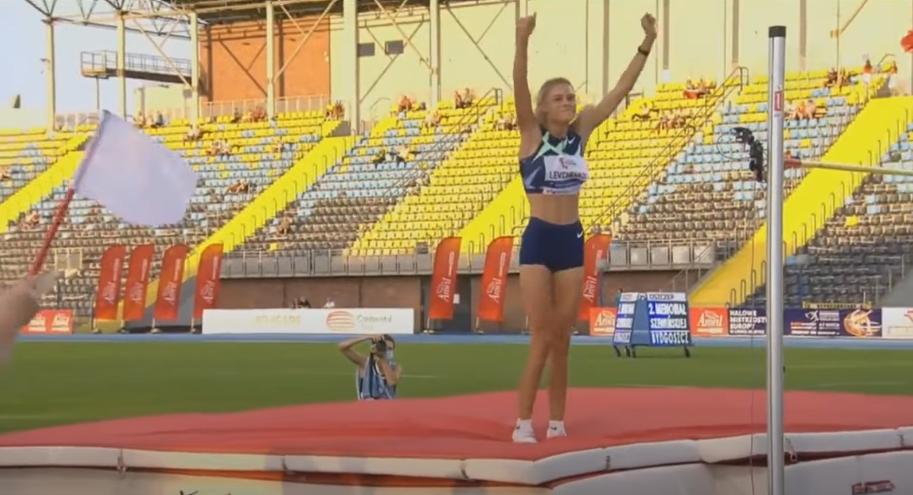 Українські легкоатлетки найкращі в Польщі