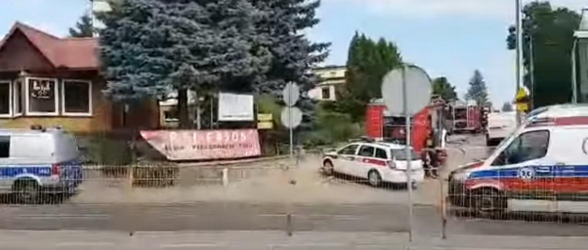 У Білостоку не тільки вибух, а вбивства та самогубство (відео)