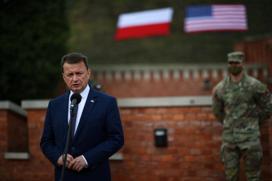 Американці розгорнуть у Польщі реактивований 5-ий Корпус Армії США