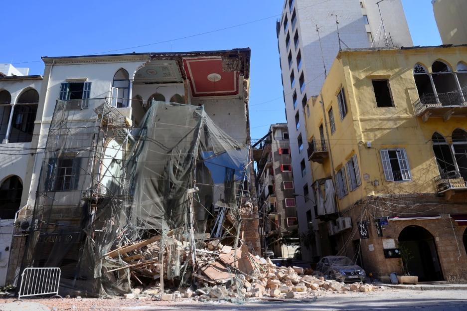 До Бейруту вилетіли польські рятувальники