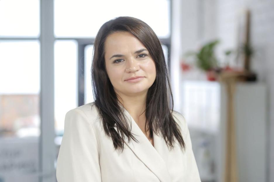 Святлана Ціханоуська виїхала з Білорусі до Литви