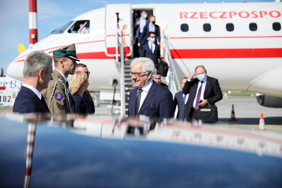 У Ризі зустрічаються голови МЗС Польщі, Литви, Латвії, Естонії та Фінляндії