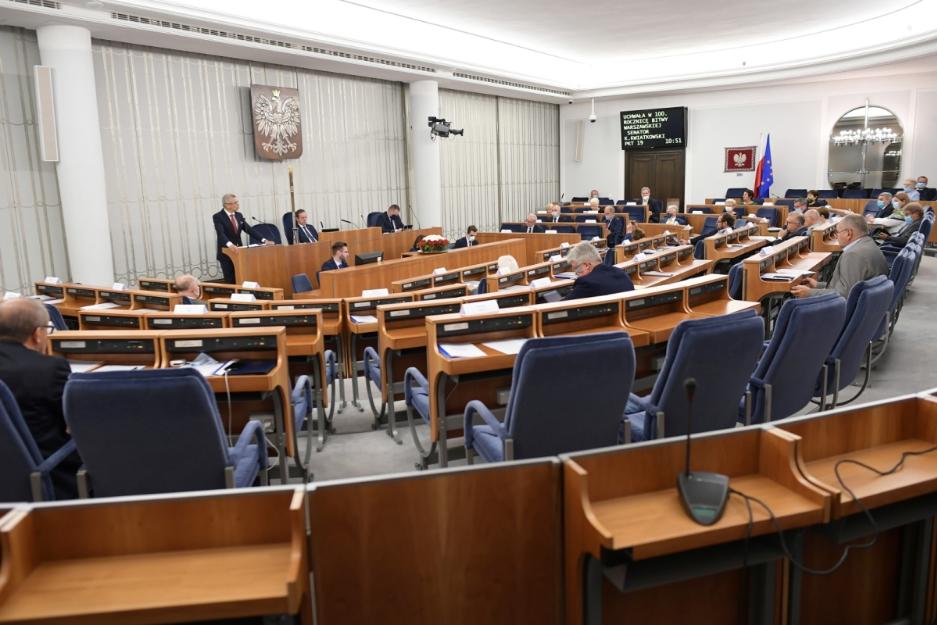 Сенат ухвалив резолюцію, присвячену 100-річчю Варшавської битви