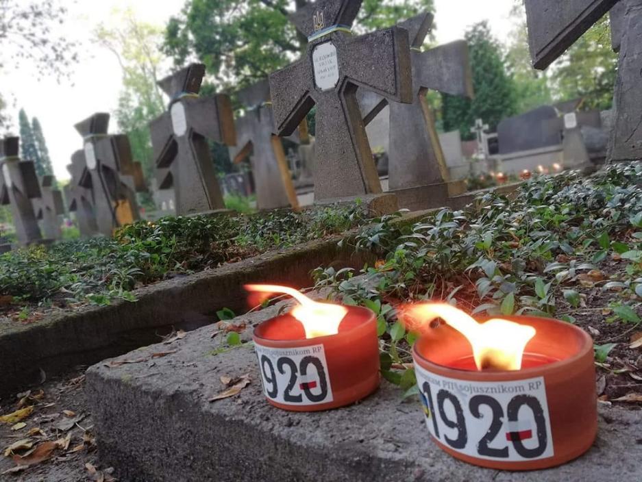 Сьогодні у Польщі та Україні запалає «Полум'я Братерства»