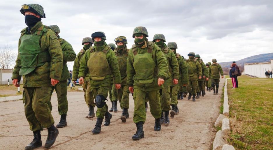 РФ відправляє бойовиків із окупованого Донбасу в Білорусь