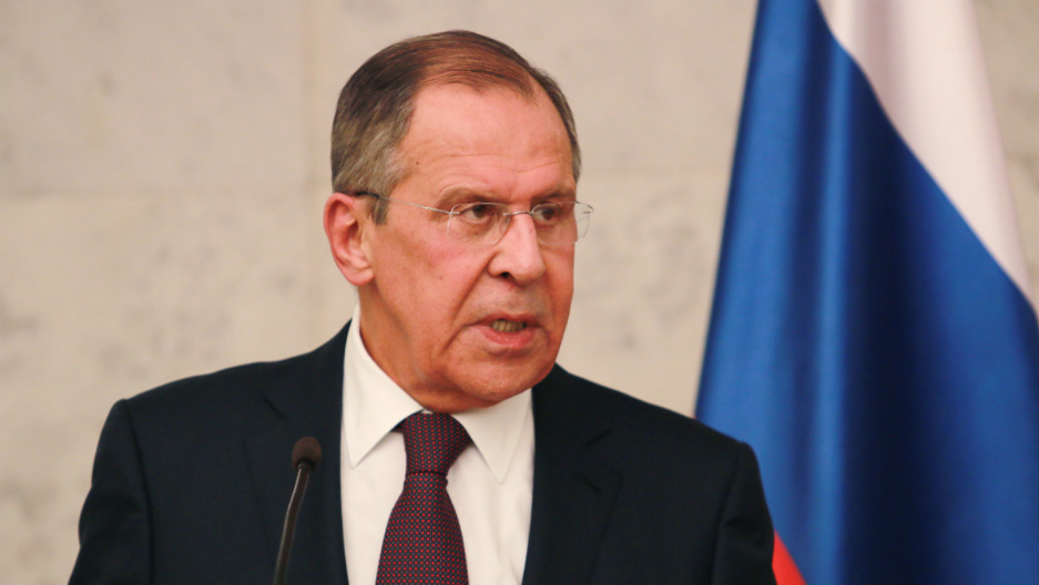Сєрґєй Лавров звинувачує Польщу в керуванні білоруською опозицією