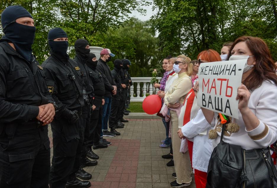 «Солідарність» закликає допомагати білоруському суспільству