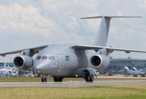 Ан-178 на высоте: лучший многофункциональный транспортник