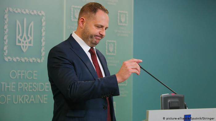 Суд зобов'язав СБУ порушити справу проти Єрмака за ознаками держзради - Ар'єв