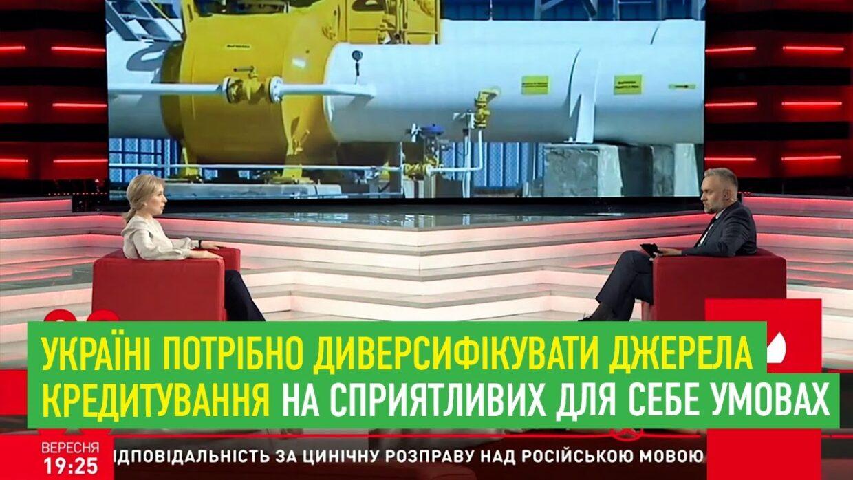 Ірина Верещук: Україні потрібно диверсифікувати джерела кредитування на сприятливих для себе умовах