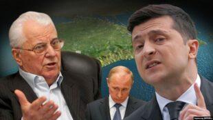 Нова інспекція біля Шумів і зміни в мінських угодах: інтерв'ю Леоніда Кравчука