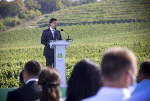 Владимир Зеленский установил в Украине День виноградаря и винодела
