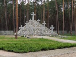 У Биківні під Києвом відкрито виставку про польську операцію НКВС