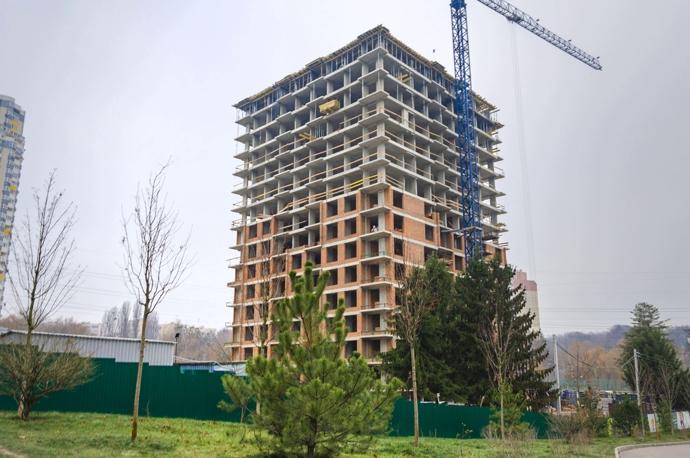 В Україні стали будувати в півтора рази менше житла