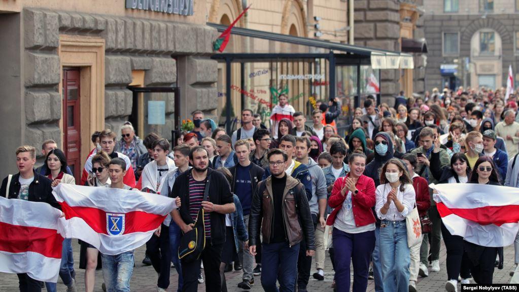 У Мінську судять журналістів, які висвітлювали протести