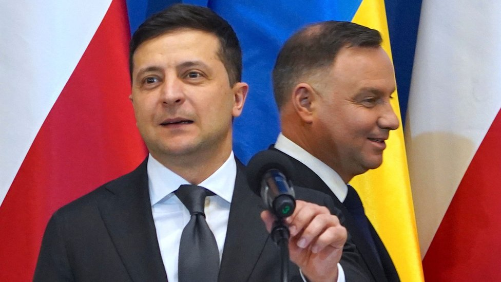 President of Ukraine had a phone conversation with the President of the Republic of Poland