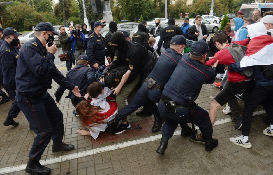 Експерти ЄС узгодили санкції проти 17 представників білоруського режиму