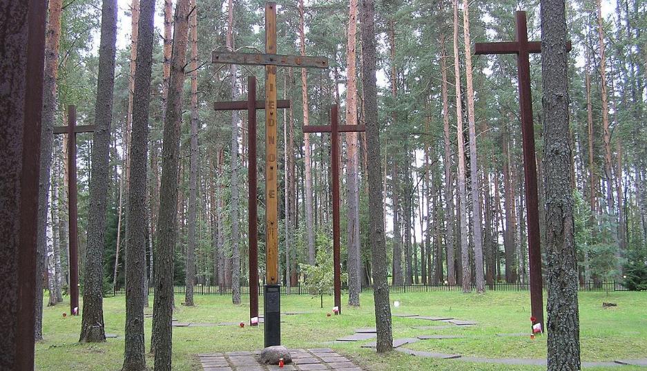 Польські дипломати в Росії вшанують пам'ять жертв катинського розстрілу