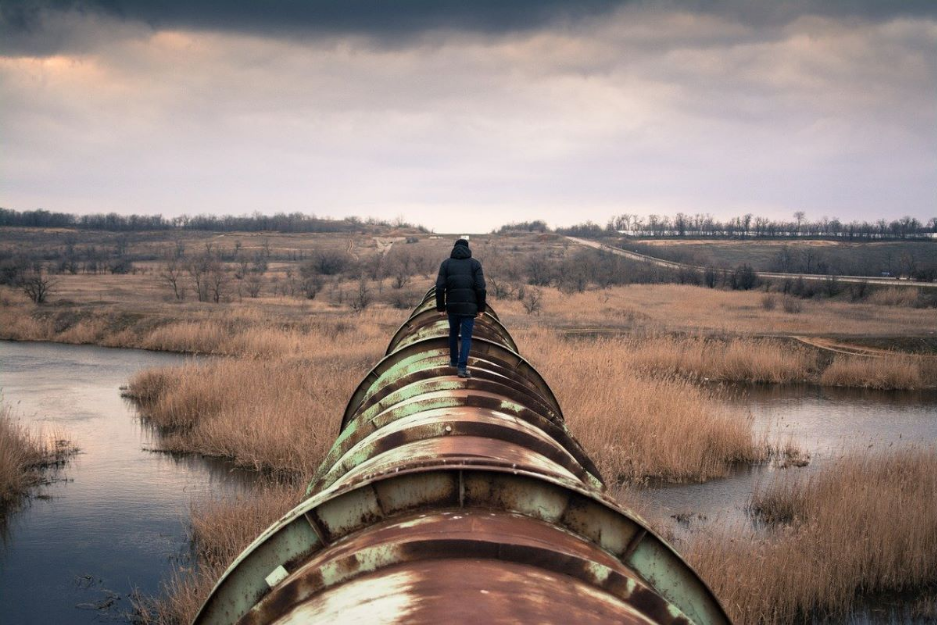 В Україну надходить усе більше газу з Польщі. Зростання перевищує 30%