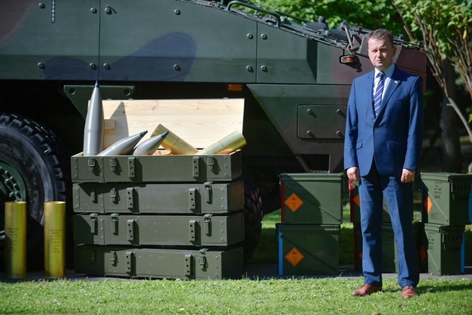 Підписано контракти на постачання військової техніки