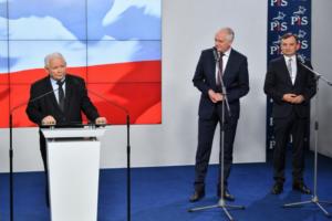 Лідери правих політичних партій підписали новий коаліційний договір