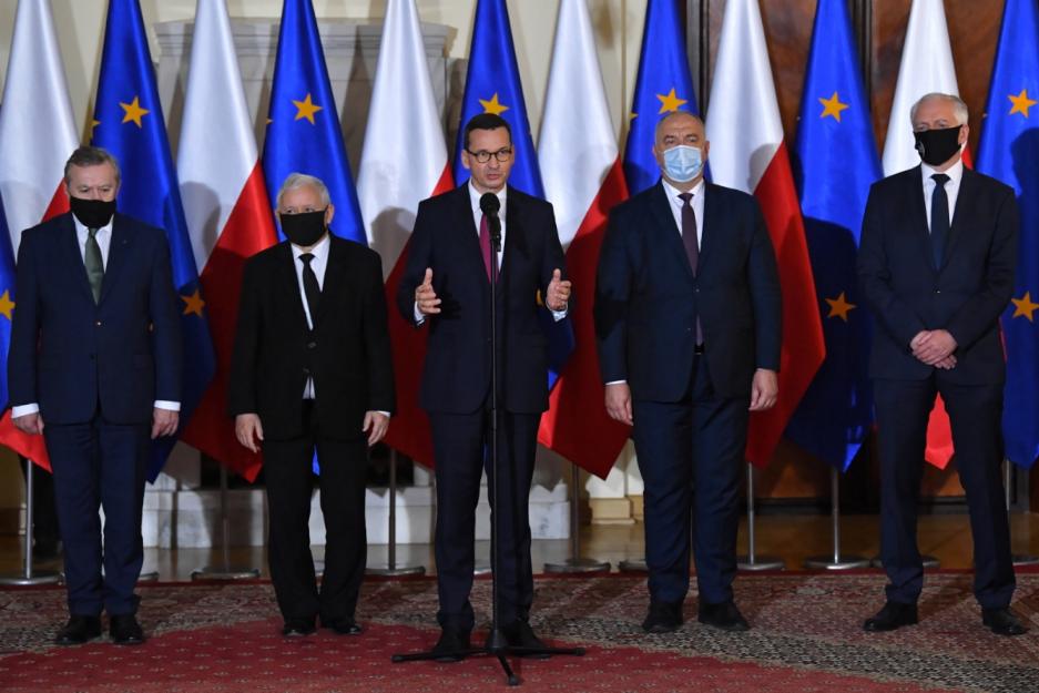 Прем'єр Польщі представив зміни у польському уряді
