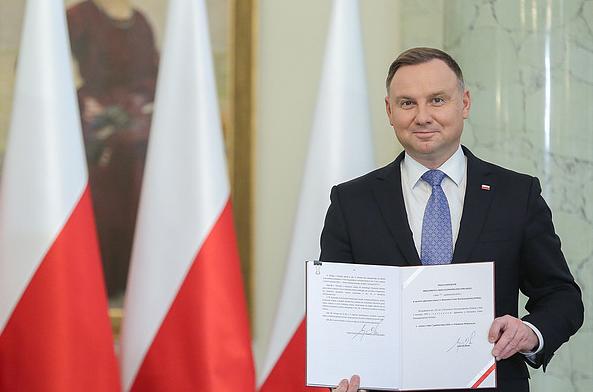 Prezydent podpisał Ustawę o Funduszu Medycznym
